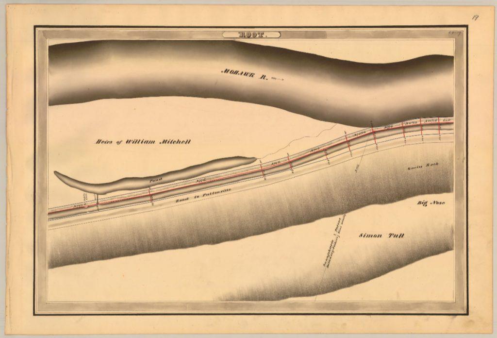 Holmes Hutchinson Map