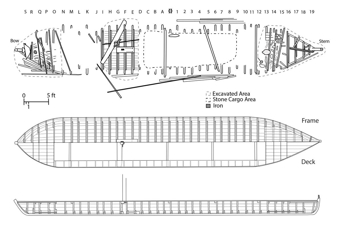 Durham boat plan