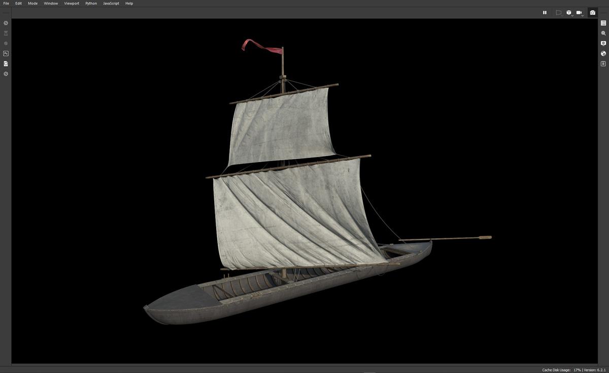 Durham boat shading