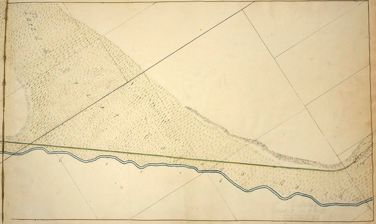 Geddes Map
