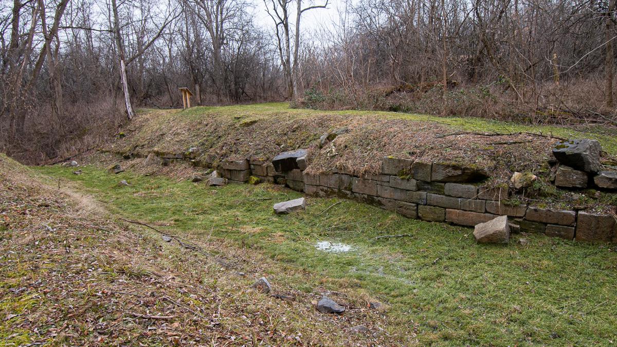 Original Erie Canal Lock 62