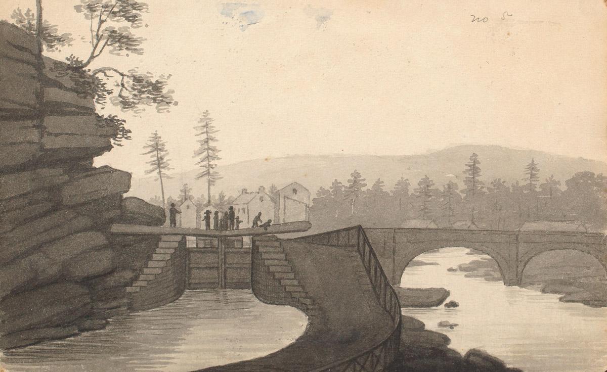 John Henry Hopkins Little Falls