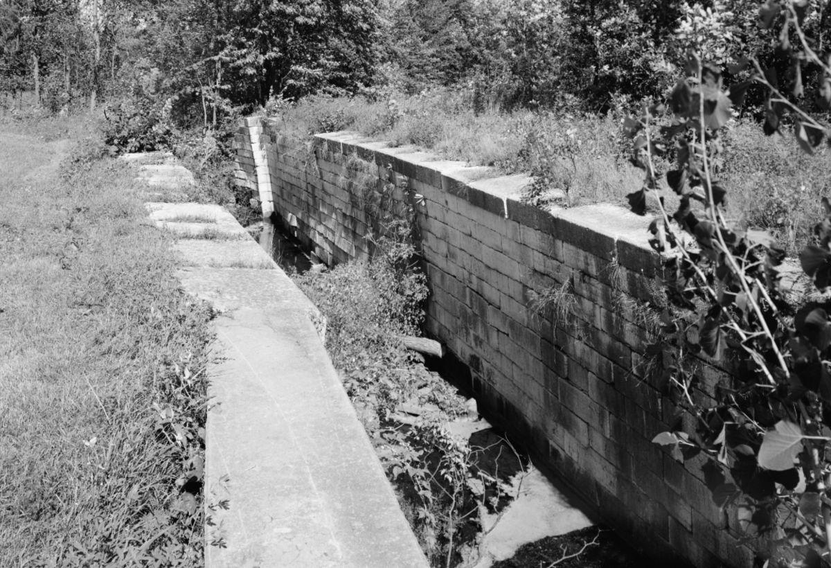 Original Erie Canal Lock No. 20