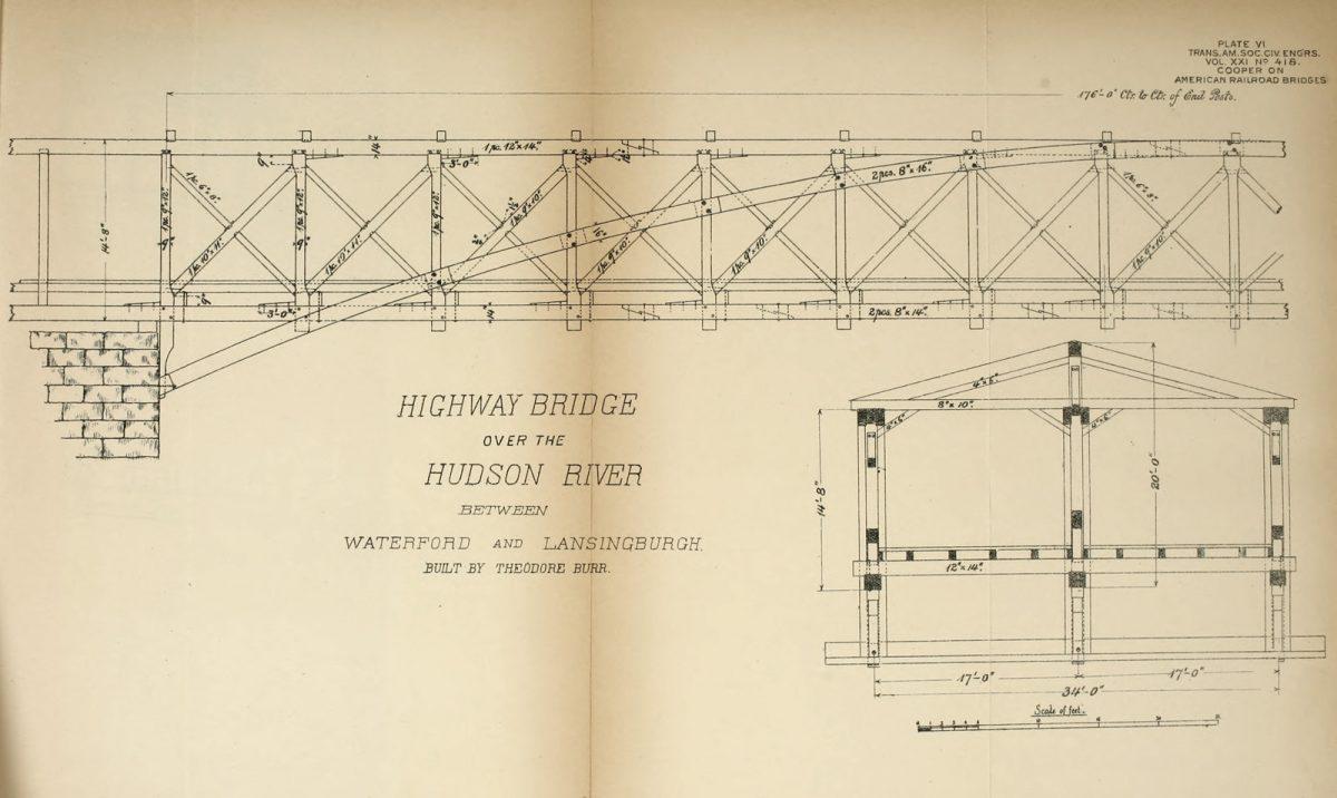 Waterford Bridge diagram