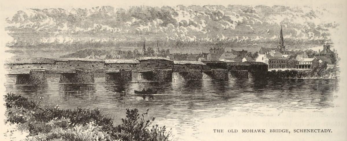 Schenectady bridge